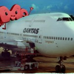 Harnessing Qantas - Viva Australia