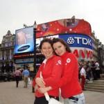 Sanja & Nataša in London