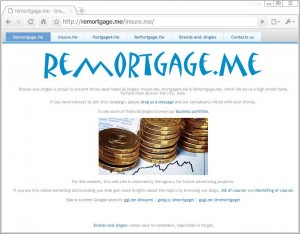 Featured: Insure.Me + Mortgage4.Me + ReMortgage.Me